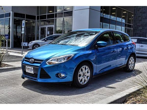 2012 Ford Focus in El Paso, TX