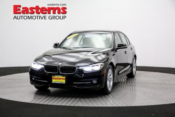 2016 BMW 3 Series in Alexandria, VA