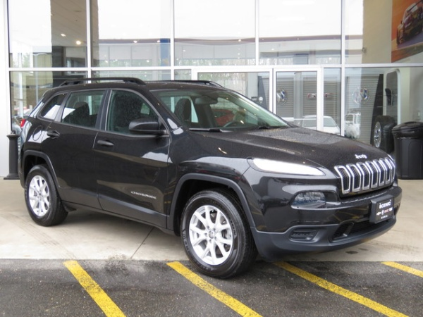 2016 Jeep Cherokee in Mount Airy, NC