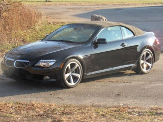 2008 Bmw 6 Series 650i Convertible For In Mt Zion Il