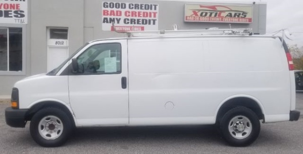 2012 Chevrolet Express Cargo Van in Rosedale, MD