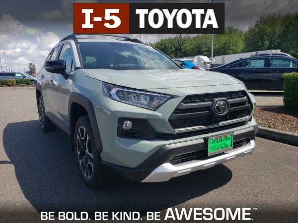 2019 Toyota RAV4 in Chehalis, WA