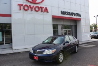 Used 2002 Toyota Camry XLE I4 Automatic For Sale In Massapequa, NY