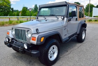 Used Jeep Wranglers Under 8 000 For Sale Truecar