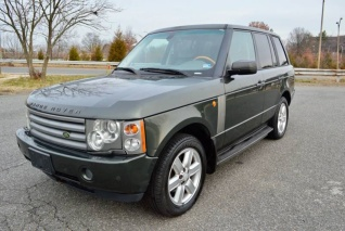2005 Range Rover For Sale >> Used 2005 Land Rover Range Rovers For Sale Truecar