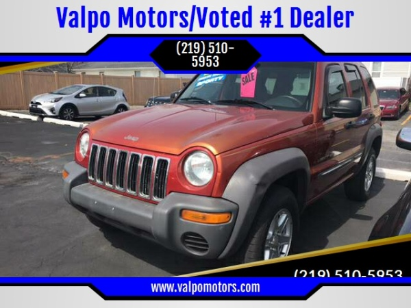 2002 Jeep Liberty in Valparaiso, IN