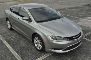 2015 Chrysler 200 For Sale >> Used Chrysler 200s For Sale Truecar