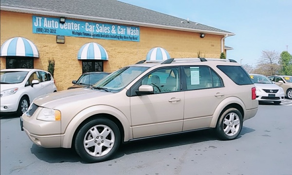 2007 Ford Freestyle in Sanford, NC