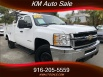 2011 Chevrolet Silverado 3500HD WT Extended Cab Long Box DRW 4WD for Sale in Sacramento, CA