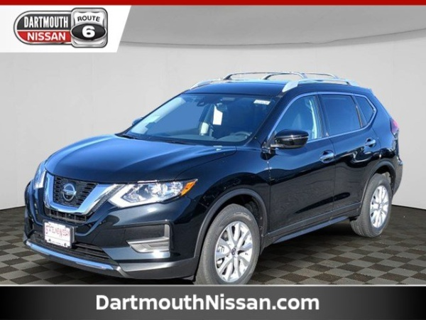 2020 Nissan Rogue in North Dartmouth, MA
