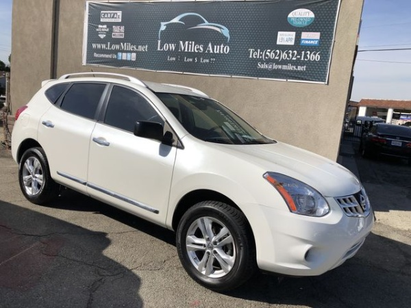 2015 Nissan Rogue Select in Whittier, CA