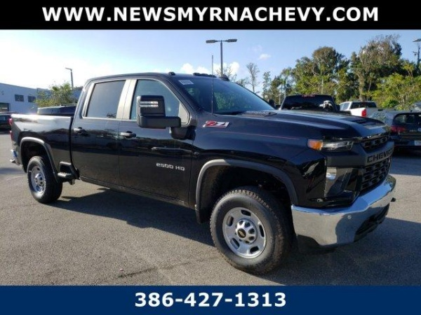 New Smyrna Chevrolet >> 2020 Chevrolet Silverado 2500hd Wt For Sale In New Smyrna