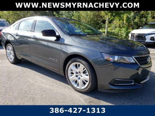 New Smyrna Chevrolet >> 2019 Chevrolet Impala Ls With 1ls For Sale In New Smyrna