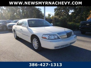 Used Lincoln Town Car For Sale In Orlando Fl 7 Used Town Car