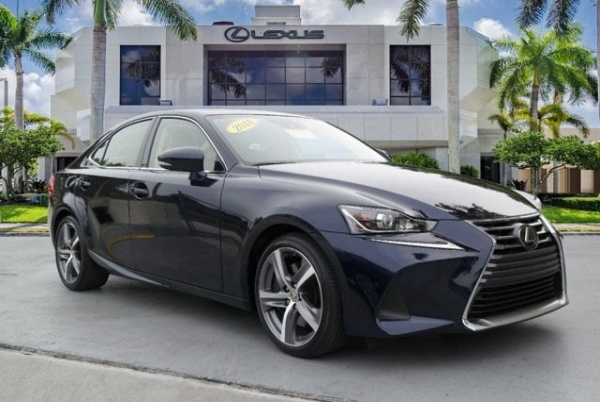 2018 Lexus IS in Miami, FL