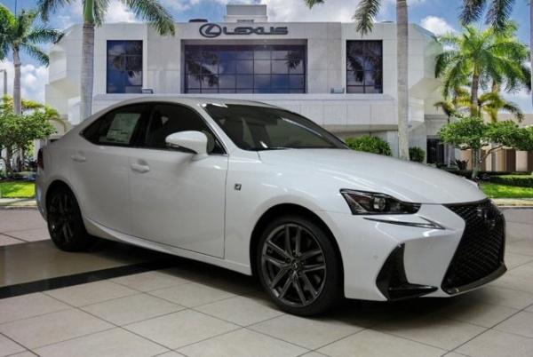 2020 Lexus IS in Miami, FL