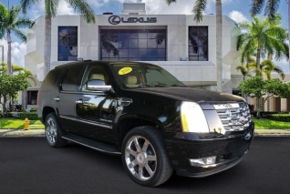 Used Cadillac Escalade For Sale In Miami Fl 161 Used Escalade