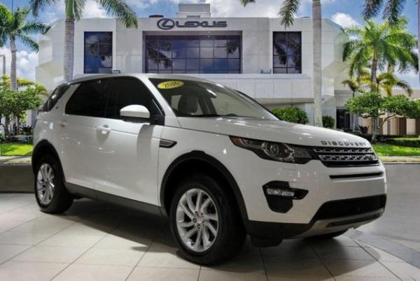 2016 Land Rover Discovery Sport in Miami, FL