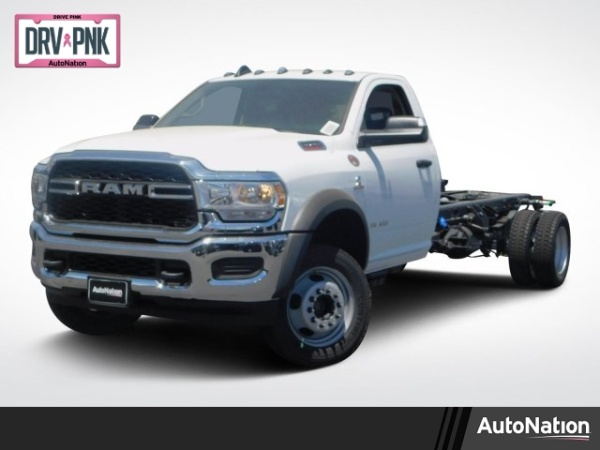 2019 Ram 5500 Chassis Cab in Roseville, CA