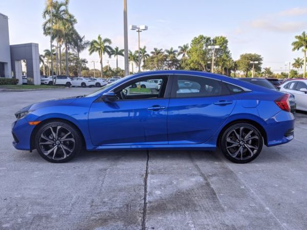 2019 Honda Civic in Pembroke Pines, FL