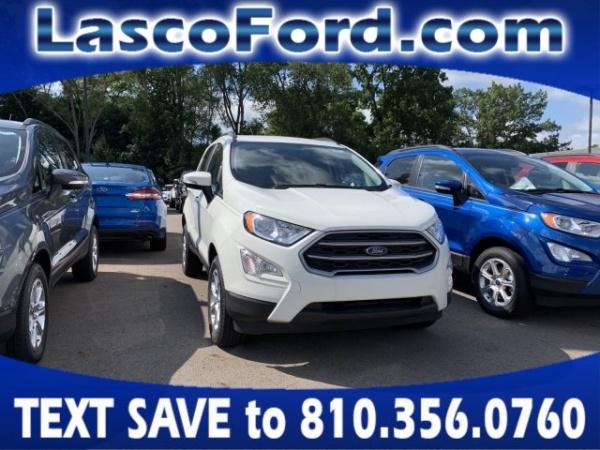 2019 Ford EcoSport in Fenton, MI