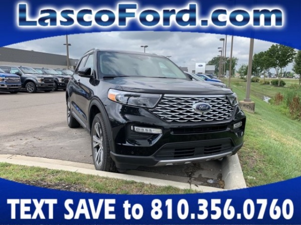 2020 Ford Explorer in Fenton, MI