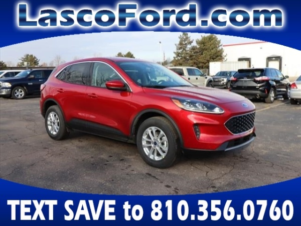 2020 Ford Escape in Fenton, MI