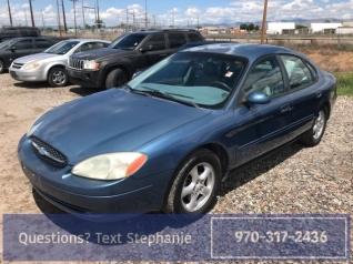 2002 Ford Taurus Ses Standard Sedan For In Grand Junction Co