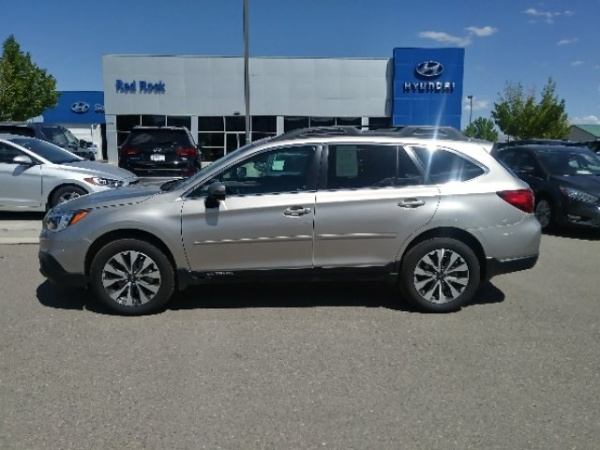 2017 Subaru Outback in Grand Junction, CO