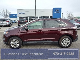 Ford Edge Sel Awd For Sale In Grand Junction Co