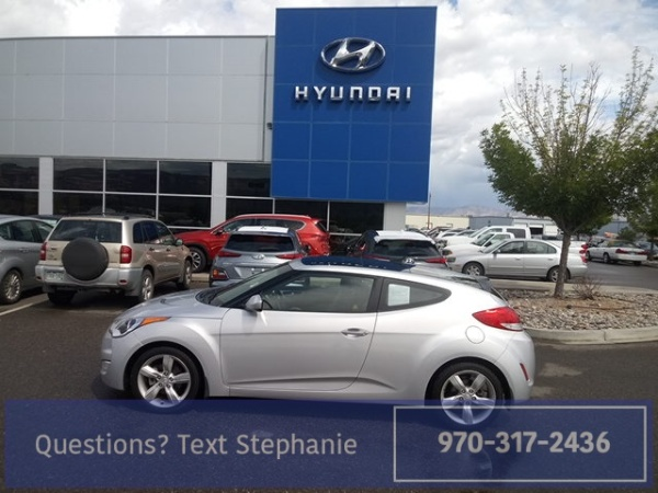 2014 Hyundai Veloster in Grand Junction, CO