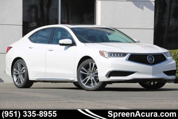 2020 Acura TLX in Riverside, CA
