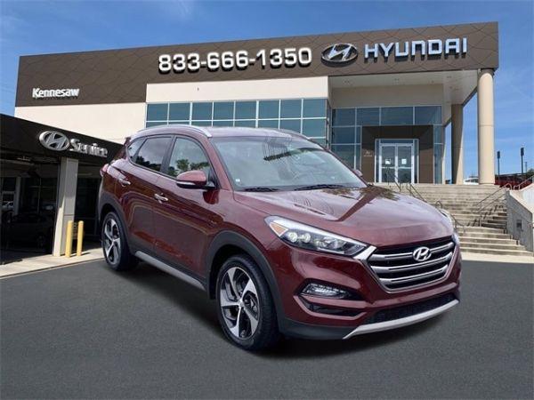 2017 Hyundai Tucson in Kennesaw, GA