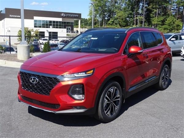 2020 Hyundai Santa Fe in Kennesaw, GA