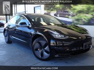 2018 Tesla Model 3 Long Range Battery RWD For Sale In Raleigh NC