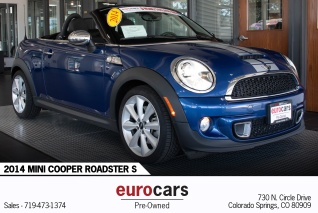 2017 Mini Cooper Roadster S For In Colorado Springs Co