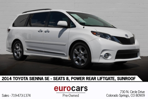 2014 Toyota Sienna in Colorado Springs, CO