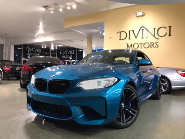 2017 BMW M2 Base