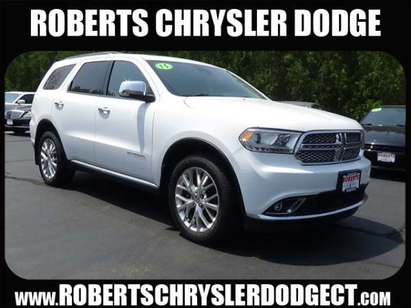 2015 Dodge Durango in Meriden, CT