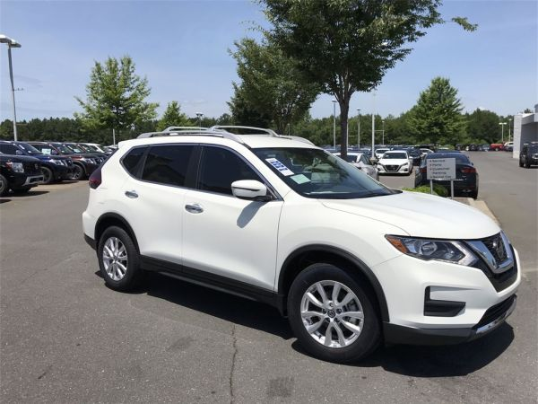 2020 Nissan Rogue in Rock Hill, SC