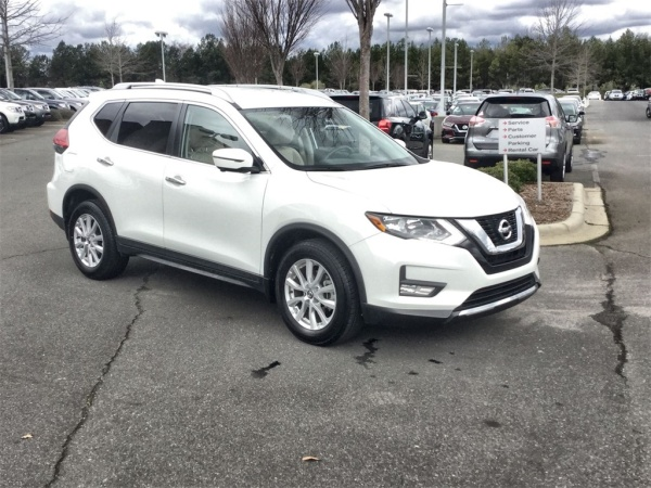 2017 Nissan Rogue in Rock Hill, SC