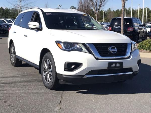 2017 Nissan Pathfinder in Rock Hill, SC