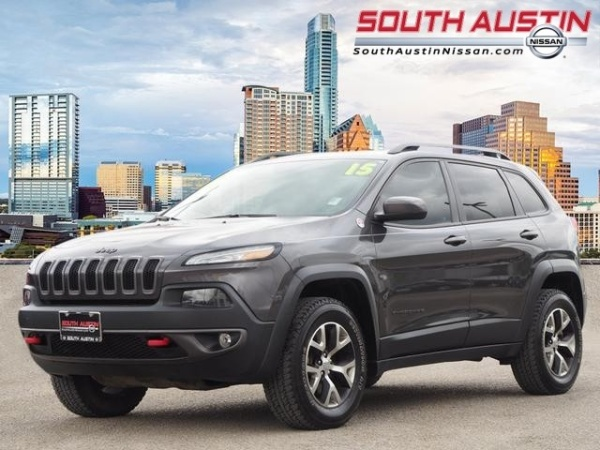 2015 Jeep Cherokee in Austin, TX