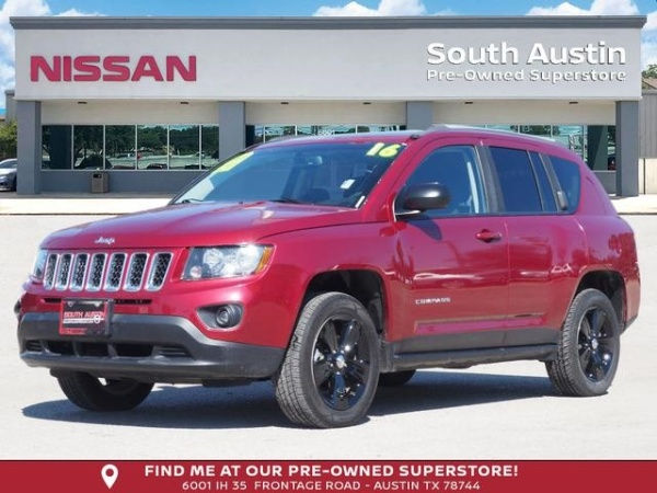 2016 Jeep Compass in Austin, TX