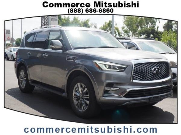 2018 INFINITI QX80 in Commerce, CA