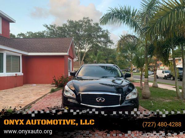 2012 INFINITI M in Largo, FL
