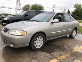 Used 2002 Nissan Sentra GXE Auto For Sale In Naperville, IL