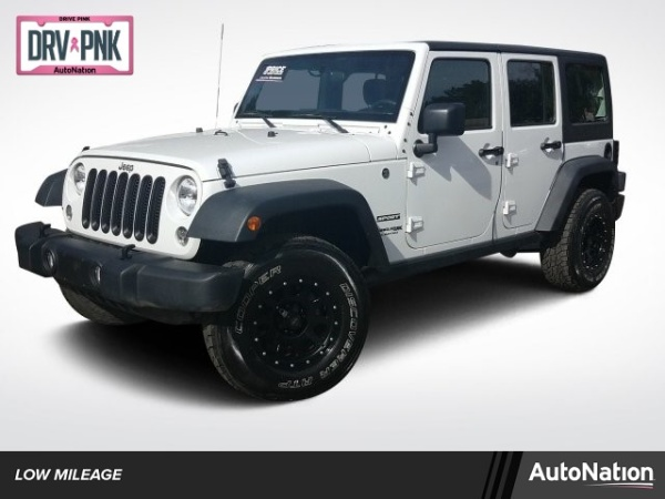 Used Jeep Wrangler for Sale (from $3,250) - iSeeCars com