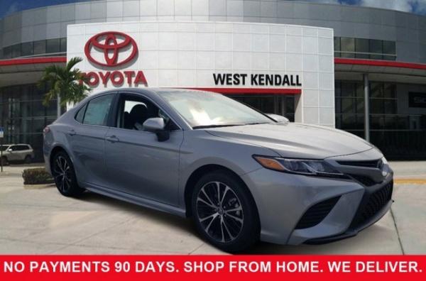 2020 Toyota Camry in Miami, FL