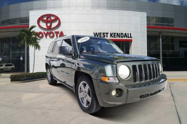 2008 Jeep Patriot in Miami, FL